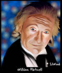 William Hartnell by SJWood