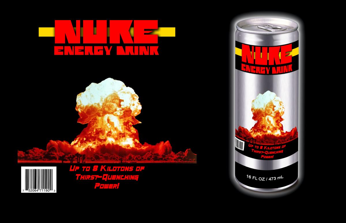 Nuke Energy Drink
