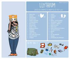 Meme - Meet the Artist by Llythium-art