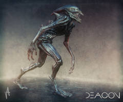 -Deacon- concept by aramv55