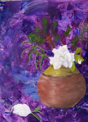 Roses: Flora still life series 1