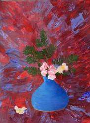 Snap Dragons: floral series 1