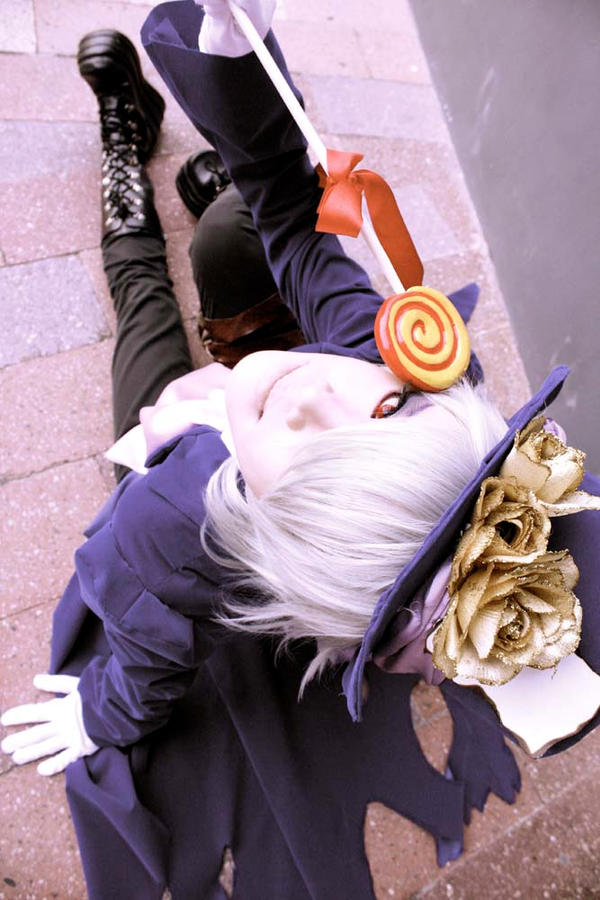 Pandora Hearts - Xerxes Break by Reiyu-verse