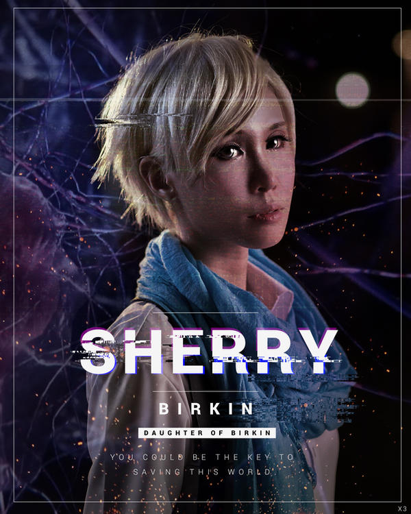 Solo-1 Sherry by Reiyu-verse