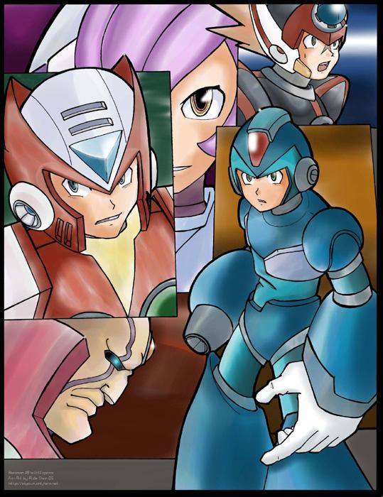 X8 comic by X-Club