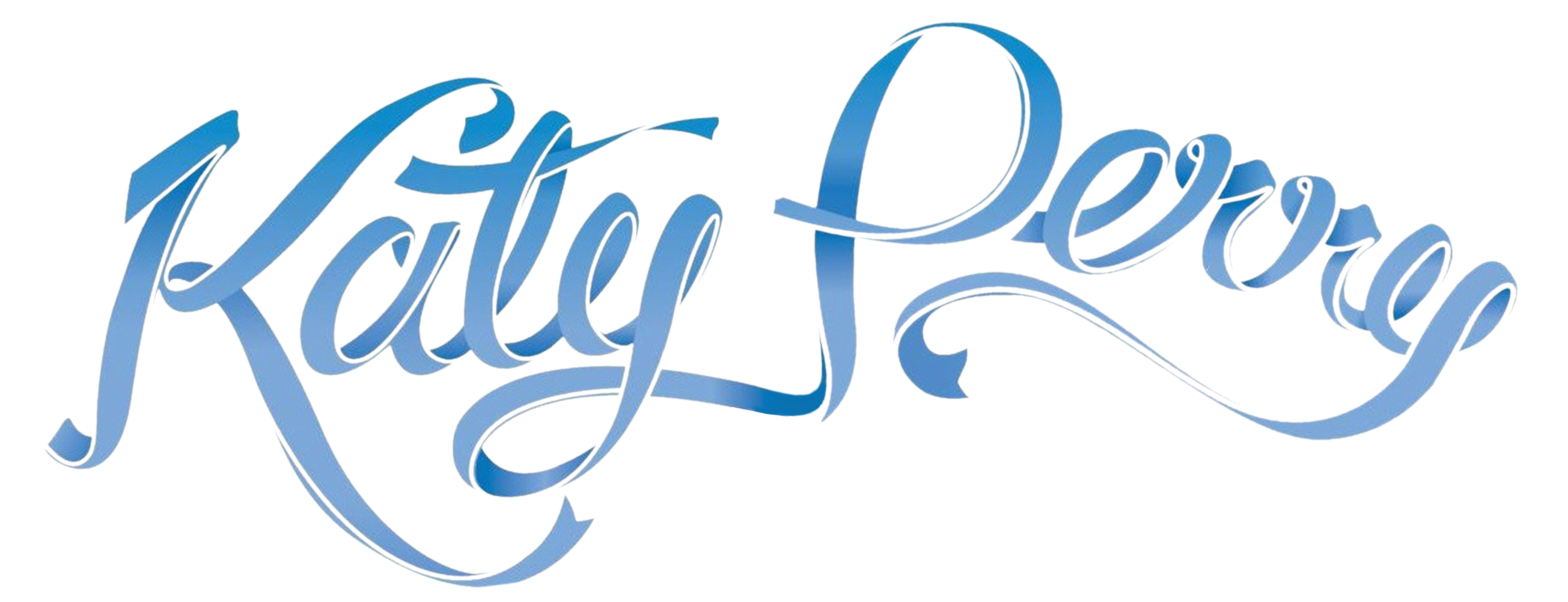 Katy Perry Prism Logo Font