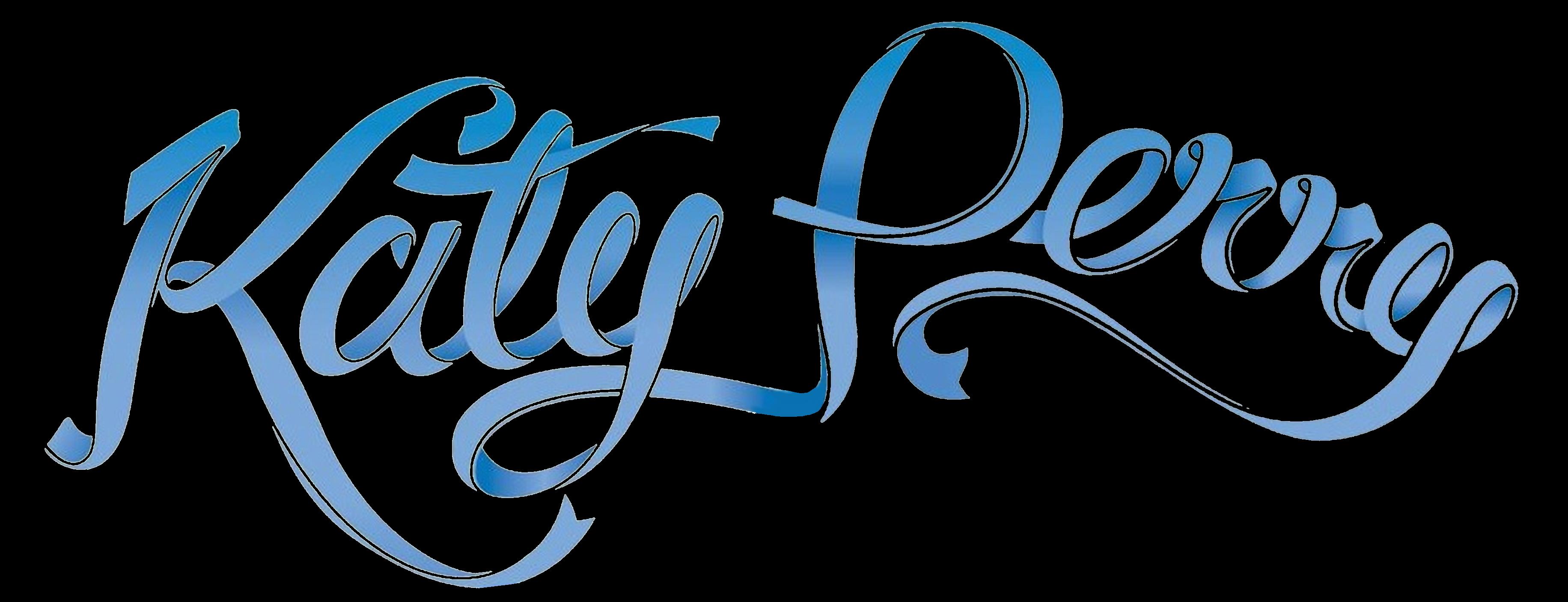 Katy Perry Prism Logo Font
