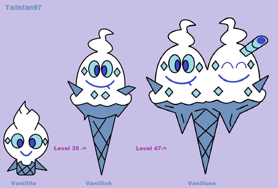 Vanillite (Pokémon) - Bulbapedia, the community-driven ...