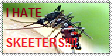 I hate skeeters stamp by FluffyFerret97