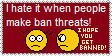 Anti ban threat stamp by FluffyFerret97
