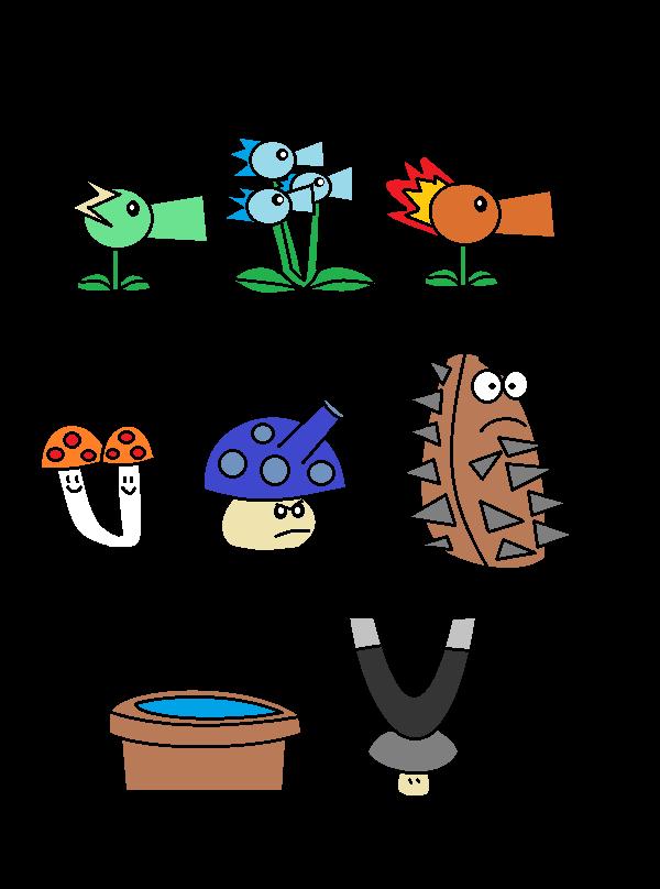 My plants vs zombies 2 ideas by fluffyferret97