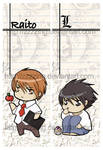 Bookmarks - Death Note