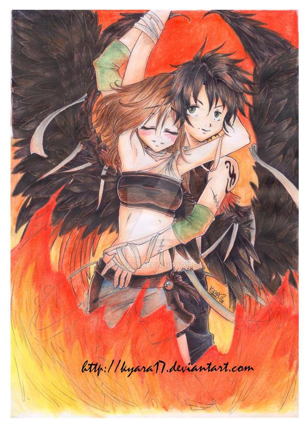 Fire's Trap by kyara17