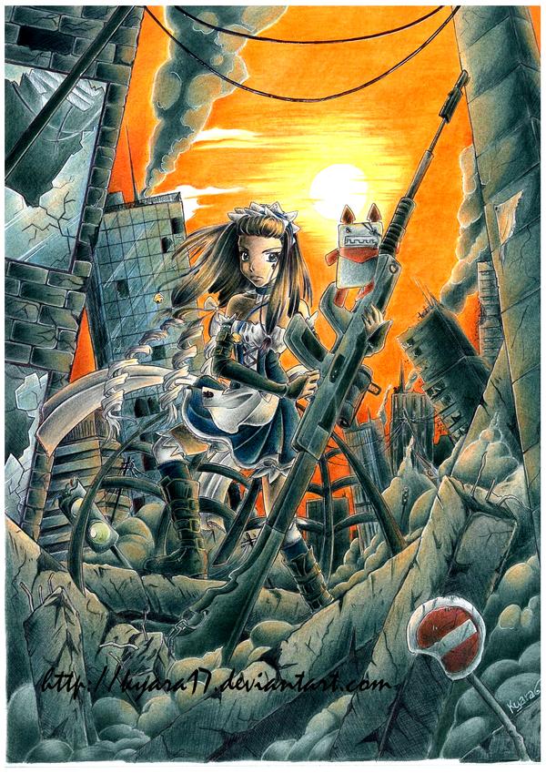 AT - Destruction by kyara17