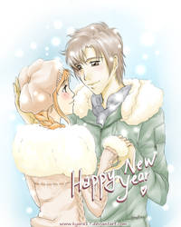 Happy 2013 - Sooner or Later by kyara17