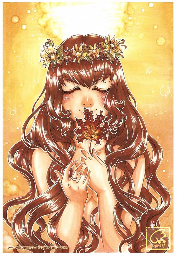 Welcome Autumn by kyara17