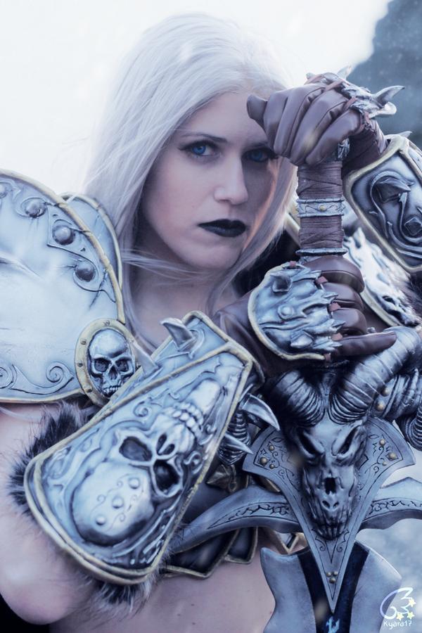World Of Warcraft Lich Queen by kyara17