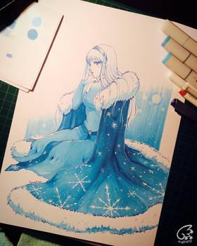 Ice Princess + VIDEO Process