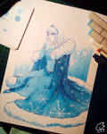 Ice Princess + VIDEO Process