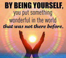 be yourself by Self-Care-Clinic