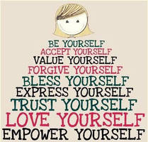 Being yourself by Self-Care-Clinic