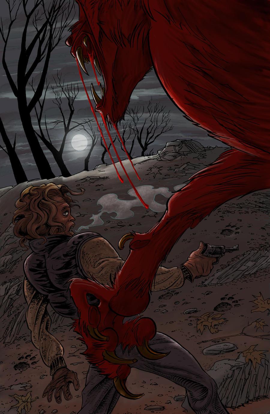The Hunter by Zainy7