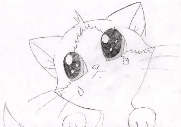 Pikachu crying drawing - photo#16