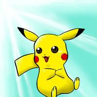PIKACHU by PikachuPika