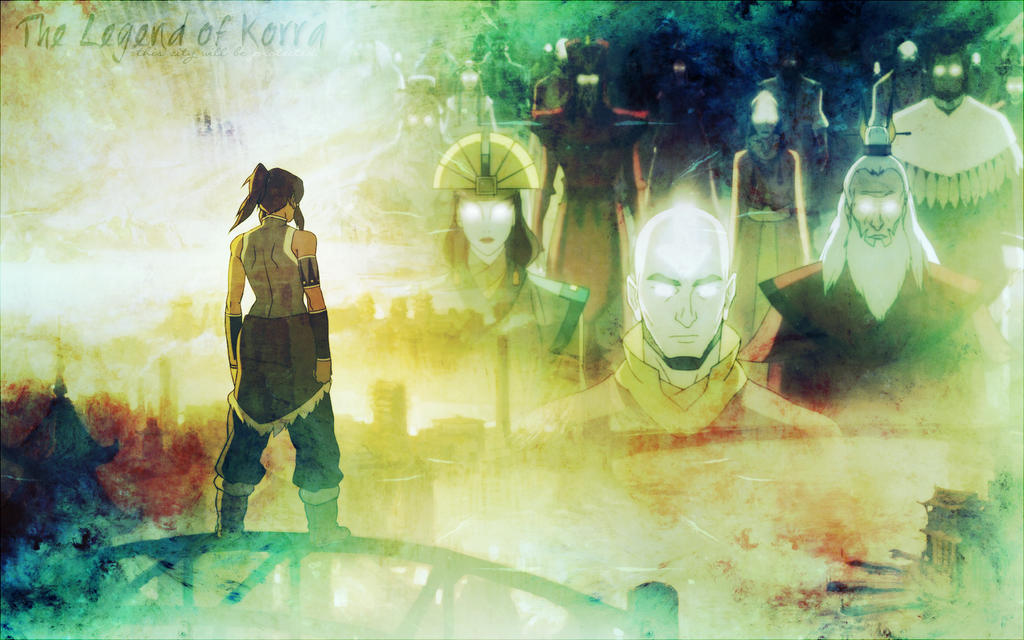 The legend of korra wallpaper by viciousdope on deviantart the legend of korra wallpaper by viciousdope voltagebd Images