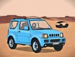 Suzuki Jimny - Mars