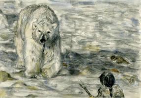 CoAD Torak, and Icebear. by Pen-scribble