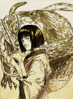 Haku Ryuu and the Boy Who Forgot His Name