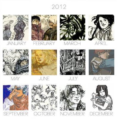 2012 Art Summary
