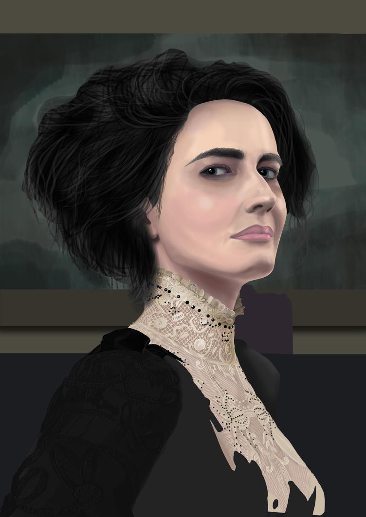 Vanessa Work In Progress 12 by creationbegins