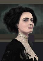 Vanessa WIP 13 by creationbegins