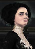 Miss Ives by creationbegins