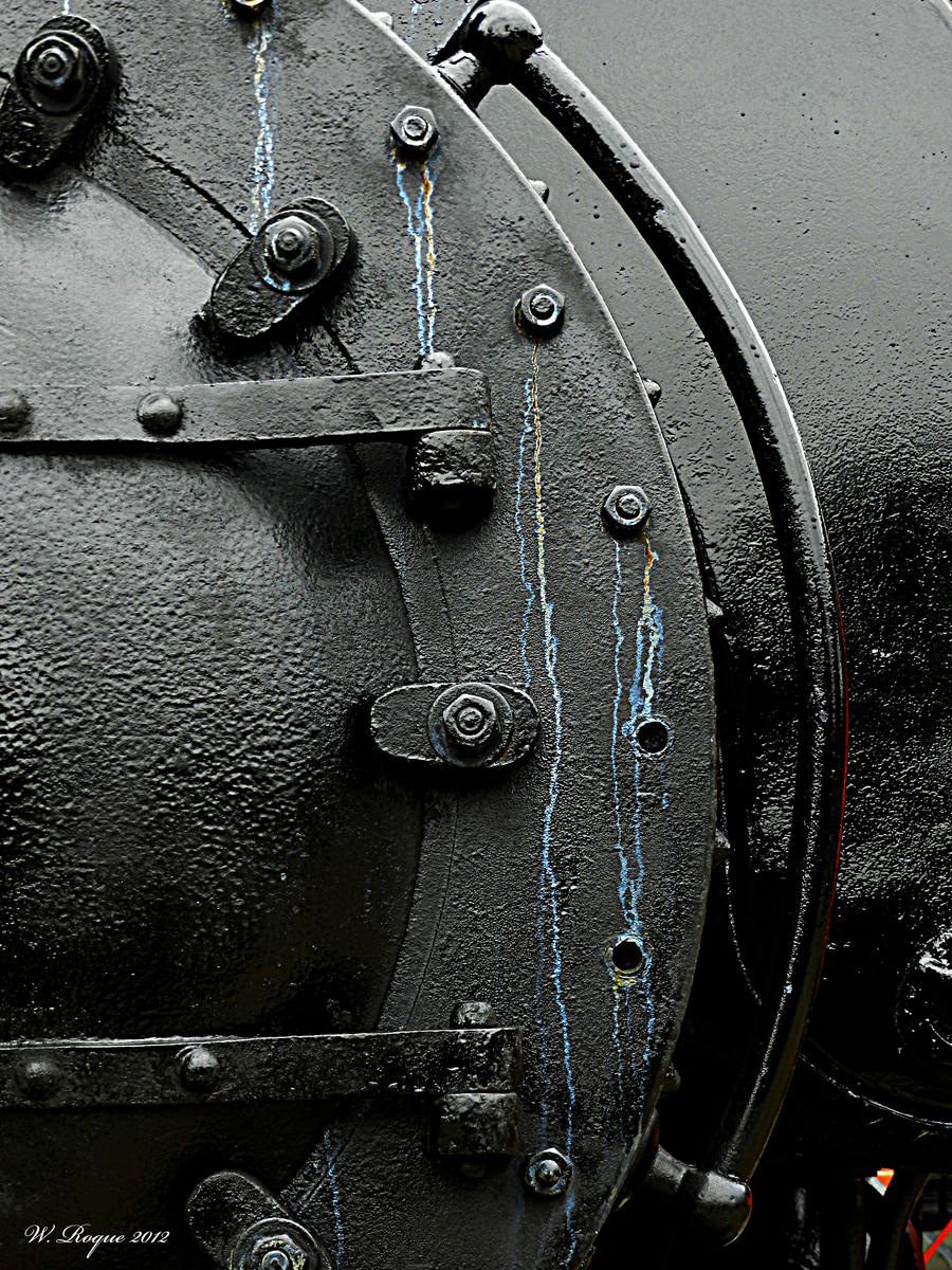 steam power#3 by wroquephotography