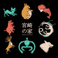 Game of Miyazaki by SergentTOBOGO