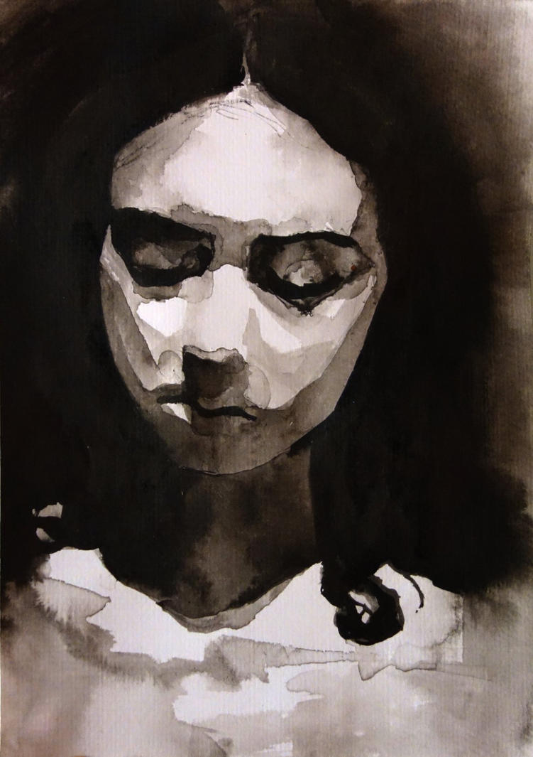 Self portrait by Sam12345678900