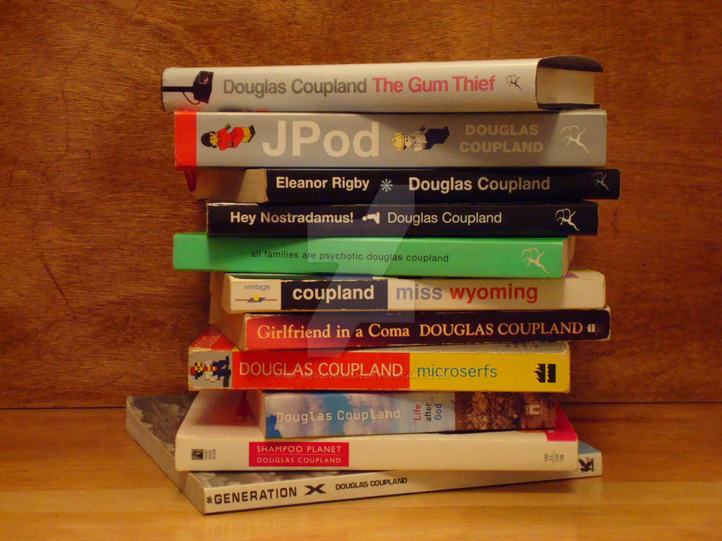 generation x by douglas coupland essay