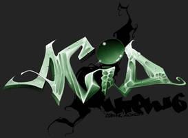 ACiD View 6 Logo by asphyx0r