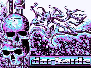 Darkside logo by asphyx0r
