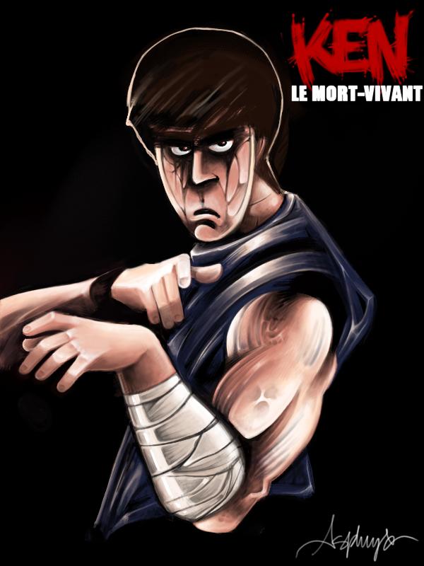 Ken le mort-vivant by asphyx0r