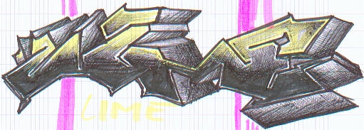 Lime Logo by asphyx0r