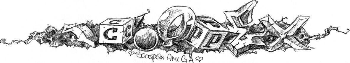 Scoopex Logo by asphyx0r
