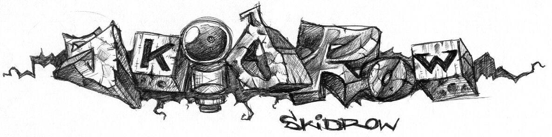 Skidrow Logo by asphyx0r