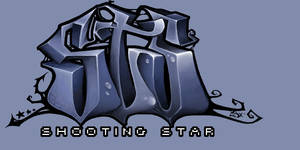 Shooting Star 1 by asphyx0r