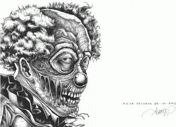 Echoseth Clown by asphyx0r