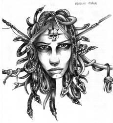 The Medusa by asphyx0r