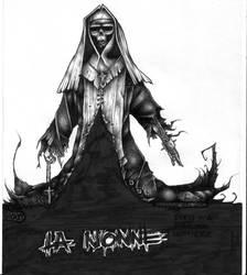 La nonne by asphyx0r